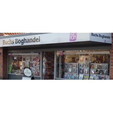 Buchs Boghandel logo