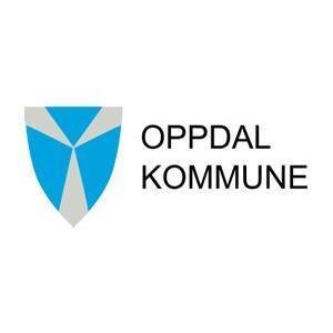 Oppdal kommune logo