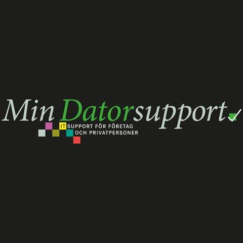 Min Datorsupport AB logo