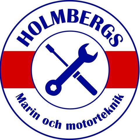 Holmbergs Marin och Motorteknik logo