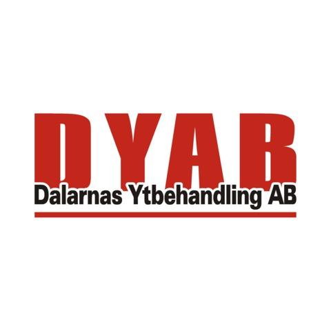 DYAB Dalarnas Ytbehandling AB logo cb34695174bb5