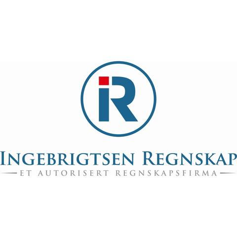 Ingebrigtsen Regnskap AS logo