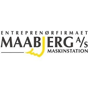 Entreprenørfirmaet Maabjerg Maskinstation A/S logo