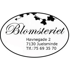 Blomsteriet logo
