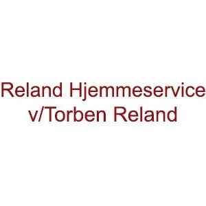 Reland Hjemmeservice v/Torben Reland logo