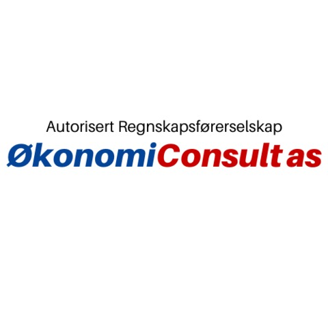 ØkonomiConsult AS logo
