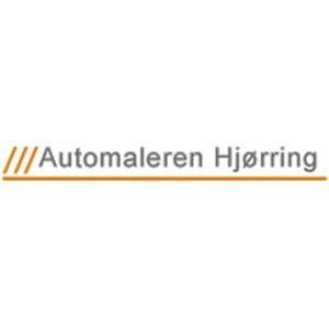 Automaleren Hjørring A/S logo