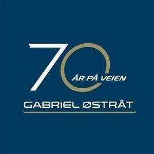 Gabriel Østråt AS logo
