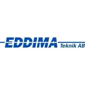 Eddima Teknik AB logo