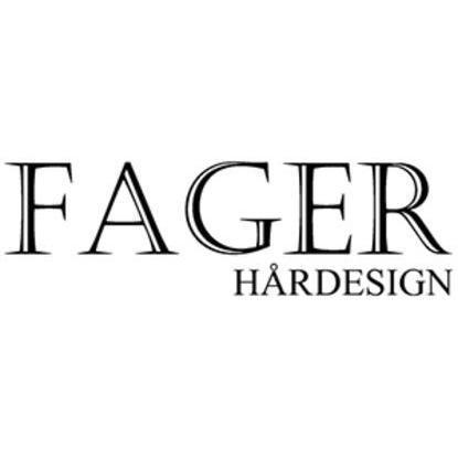 Frisör Fager Hårdesign logo