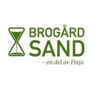 Brogårdsand logo