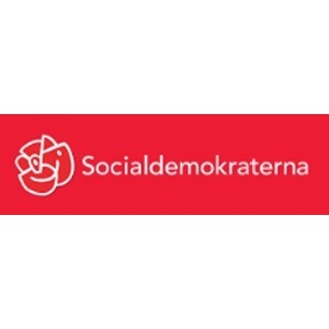 Socialdemokraterna Tierp logo