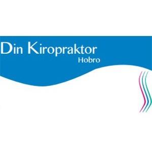 Din Kiropraktor v/Anne Line Sondrup Laursen logo