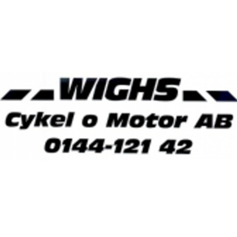 Wigh's Cykel O Motor, AB logo