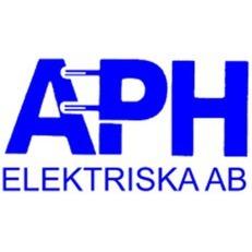 APH Elektriska AB logo