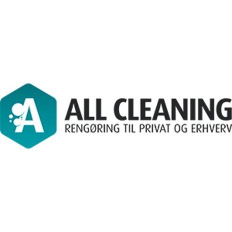 All Cleaning ApS - Erhvervs og Privatrengøring logo
