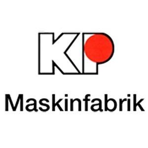 KP Maskinfabrik A/S logo
