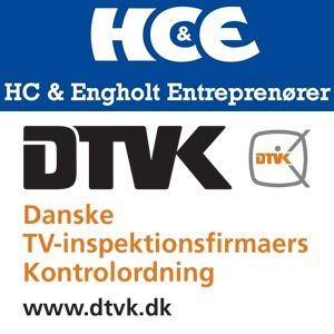 HC Entreprenøren A/S logo