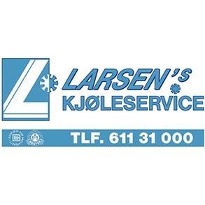 Larsens Kjøleservice AS logo