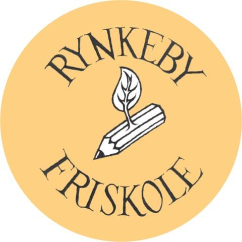 Rynkeby Friskole logo