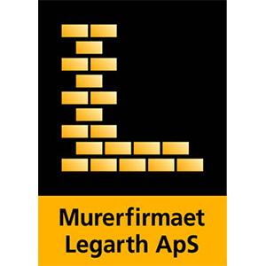 Murerfirmaet Legarth ApS logo