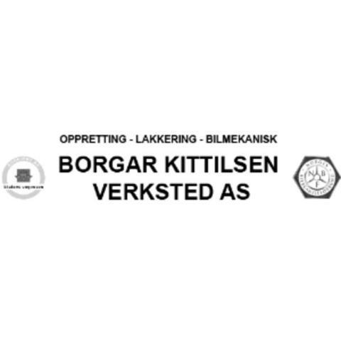 Borgar Kittilsen Verksted AS logo
