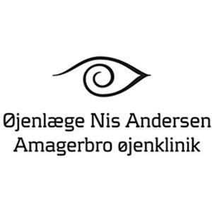 Øjenlæge Nis Andersen logo