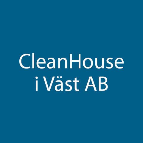 Cleanhouse I Väst AB logo