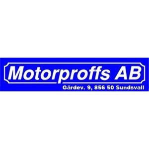 Motorproffs i Sundsvall AB logo