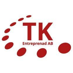 TK Entreprenad AB logo