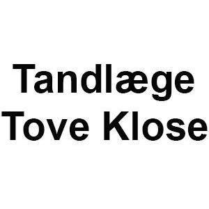 Tandlæge Tove Klose logo