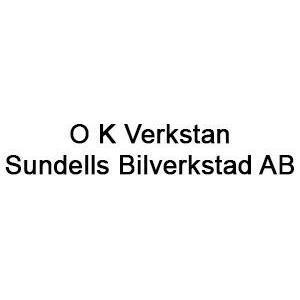 OK Verkstan, Sundells Bilverkstad AB logo
