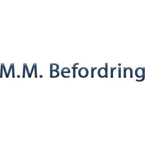 M.M. Befordring ApS logo