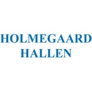Holmegaard-Hallen logo