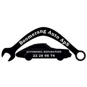 Boomerang Auto ApS logo