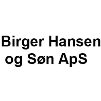 Birger Hansen og Søn ApS logo