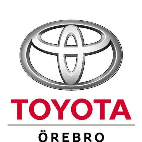 Toyota Örebro logo