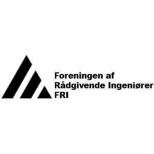 Foreningen af Rådgivende Ingeniører FRI logo