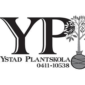 Ystad Plantskola AB logo