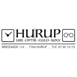 Hurup Ure - Optik - Guld & Sølv ApS logo