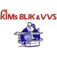 Kims Blik & VVS logo