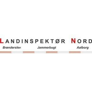 Landinspektør Nord A/S logo