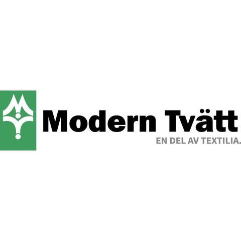 Modern Tvätt - en del av Textilia logo
