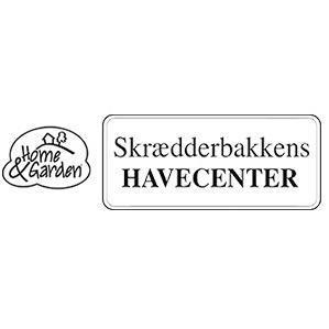 Skrædderbakkens Havecenter logo
