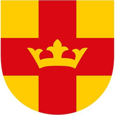 Svenska kyrkan - Vallda, Släp, Kullavik logo