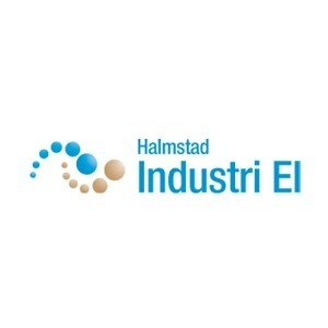 Halmstad Industri El AB logo