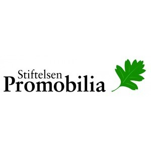 Stiftelsen Promobilia logo