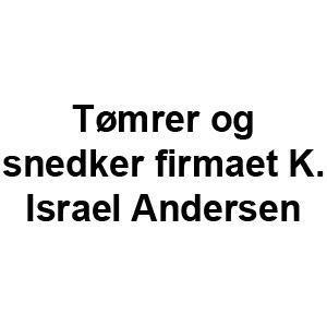 Tømrer og snedker firmaet K. Israel Andersen logo