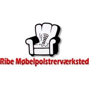 Ribe Møbelpolstrer Værksted logo