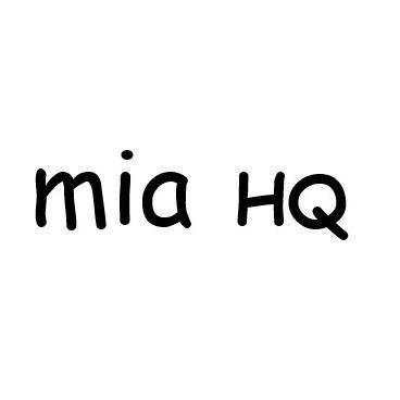 Mia HQ Syateljé logo
